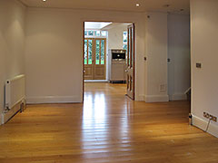 Refurbishment in Crouch End